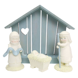 Nativity, Set of 4