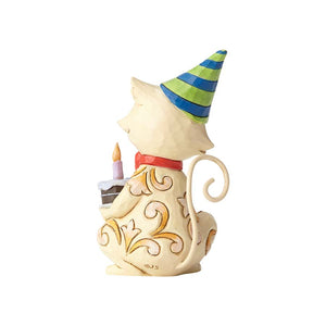 Mini Birthday Cat