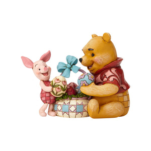 Pooh and Piglet Easter