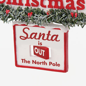 PSDCP North Pole Gate