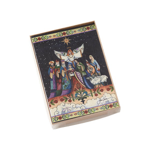 Nativity Holiday CardSet of 10