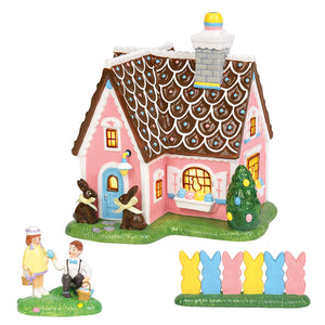 Easter Sweets House
