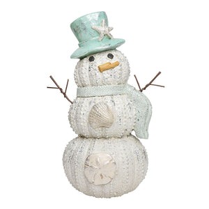 COAST Snowman with Starfish