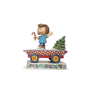 Peppermint Patty Train
