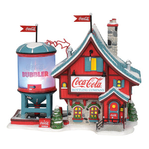Coca-Cola Bubbler