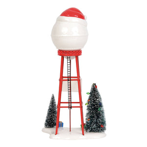 Santa Water Tower