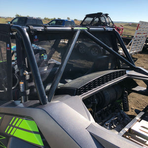Arctic Cat Wildcat XX Rear Screen - Windshield