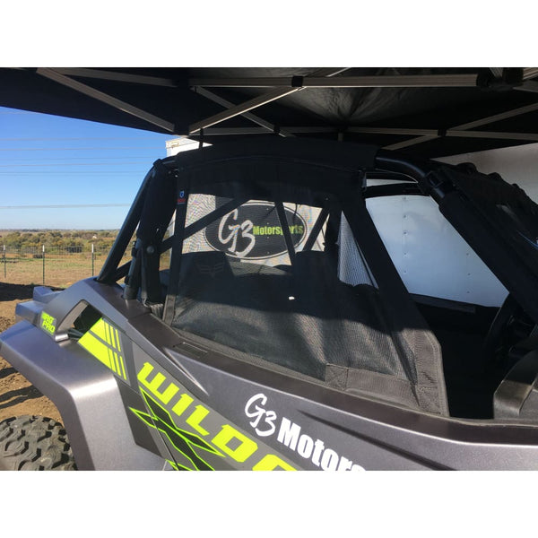 Arctic Cat Wildcat XX Windows - Window