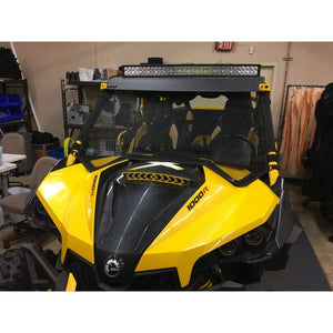 Can Am Maverick - Windshield