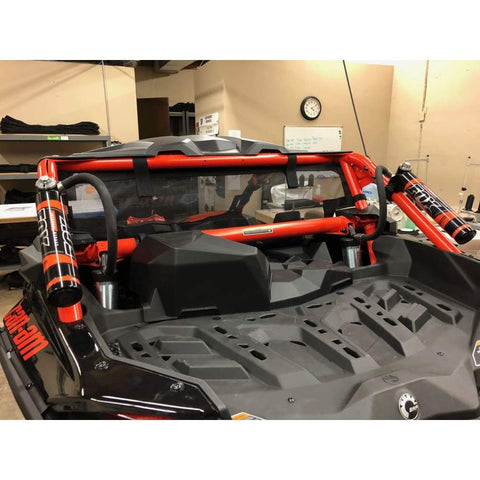 Can Am Maverick X3 REAR SCREEN - Rear Screen