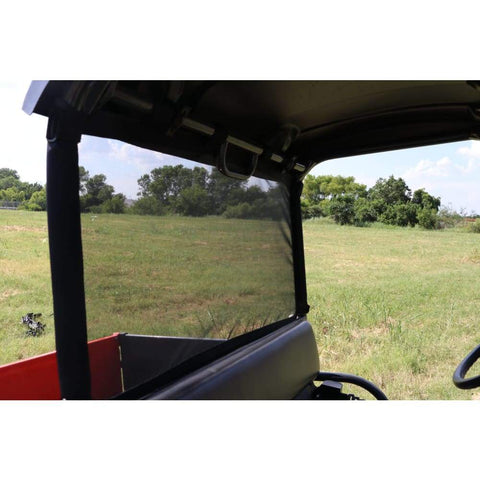 Kubota RTV 400/500 BACK SCREEN - Rear Screen