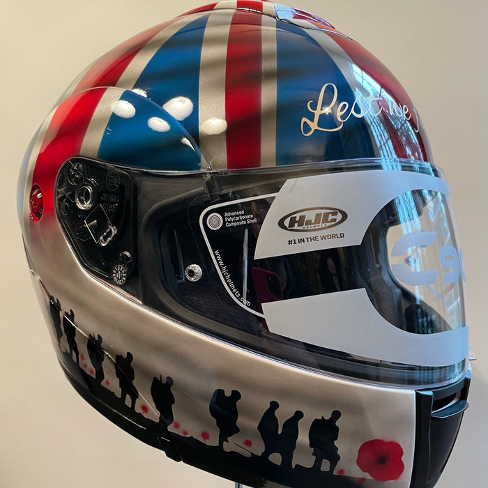 Win a Custom Helmet