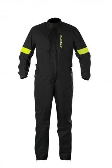 Alpinestars Hurricane Rain Suit Black/Red