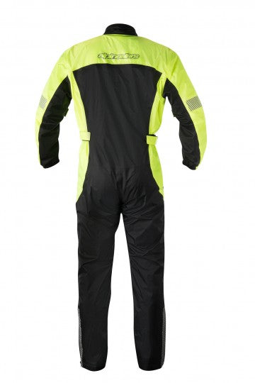 Alpinestars Hurricane Rain Suit Yellow
