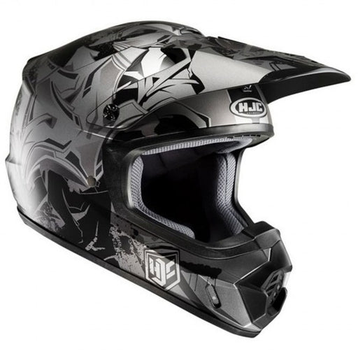 HJC CS-MX II Graffed MC5SF Black Helmet