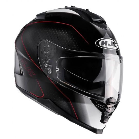 HJC IS-17 Arcus MC1 Red Helmet