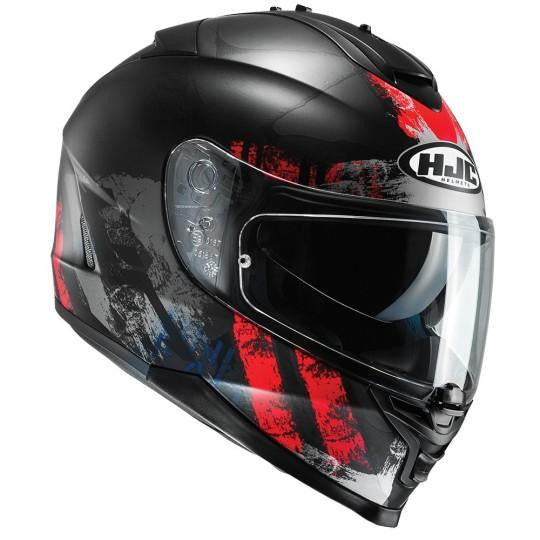 HJC IS-17 Shapy MC1SF Red Helmet