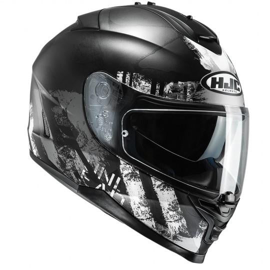 HJC IS-17 Shapy MC5SF Black Helmet