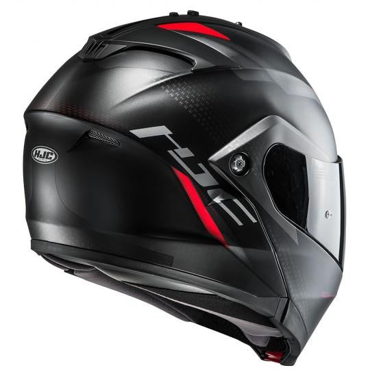 HJC IS-MAX 2 Dova Red MC1SF Helmet