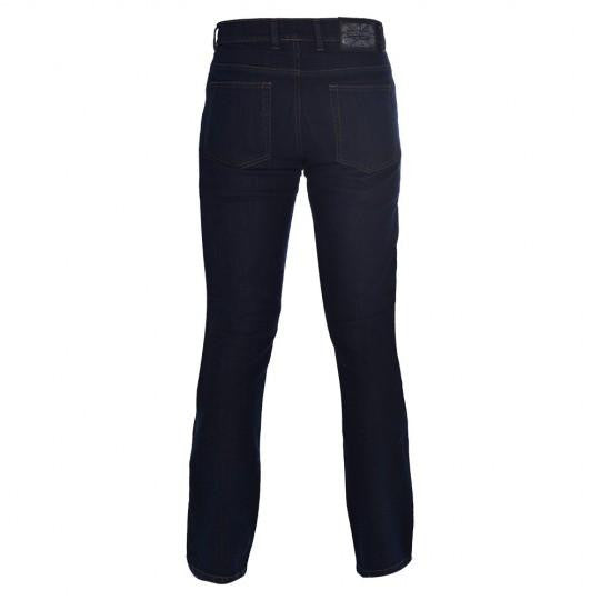 Oxford Hinksey MS Jean Jet Black Regular