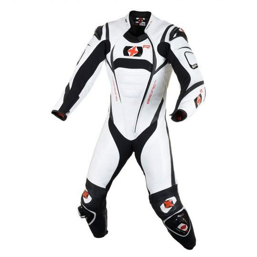 Oxford RP-1 Leather Suit White/Black