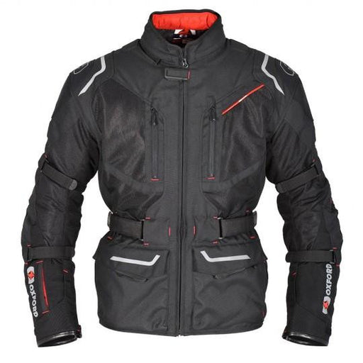 Oxford Mondial 1.0 MS Long Textile Jacket