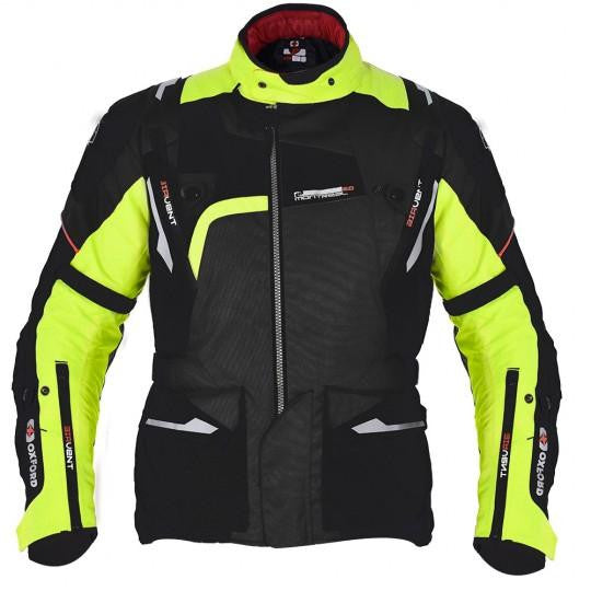 Oxford Montreal 2.0 MS Mid-Length Textile Jacket