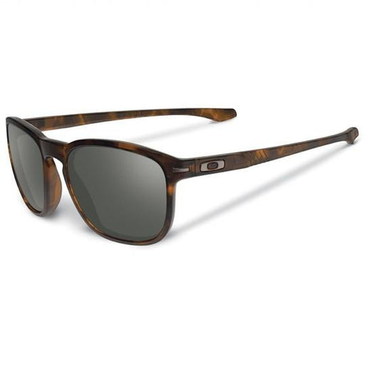 Oakley Enduro Sunglasses Matte Brown Tortoise (Dark Grey Lens)