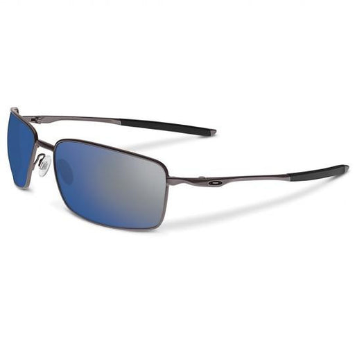 Oakley Square Wire Sunglasses, Ice Iridium Lens
