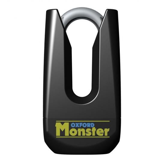 Monster Disc lock Black