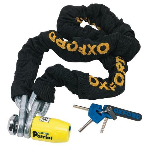 Patriot 12mm chainlock- 1.5mtr