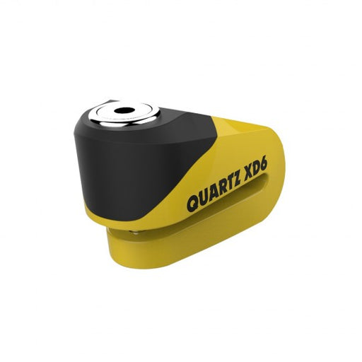 Quartz XD6 disc lock 6mm Yellow/Black
