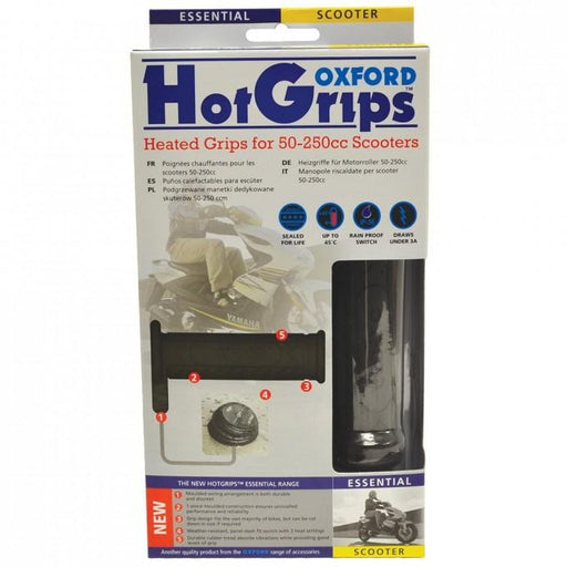 Hotgrips Essential-Scooter