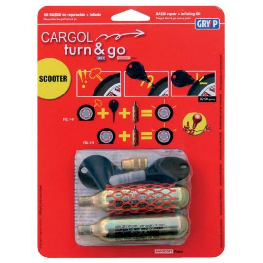 CARGOL Turn & Go Repair Kit 2