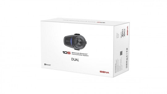 Sena 10S, Motorcycle Bluetooth Communication System Dual Pack 10S-01D