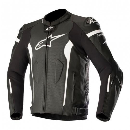 Alpinestars Missile Leather Jacket - Tech Air Compatible