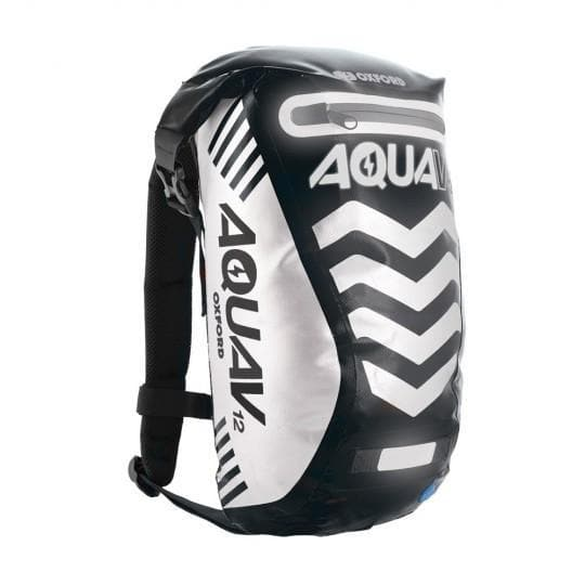 Aqua V 12 Backpack Black