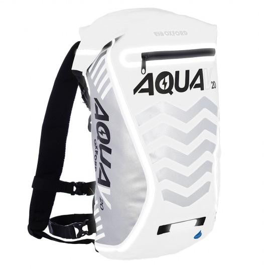 Aqua V 20 Backpack White
