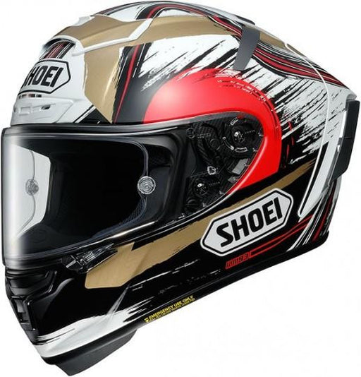 Shoei X-Spirit 3 Marquez II Motegi
