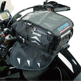 Oxford RT15 Tank Bag Black