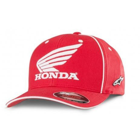 Honda Cap - Red L/XL