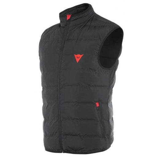 Afteride Textile Down Vest Black