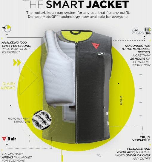 Dainese Smart Jacket - Man