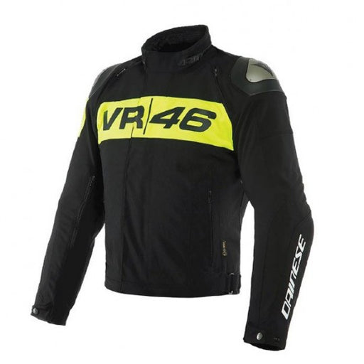 Dainese VR46 Podium D-Dry Jacket