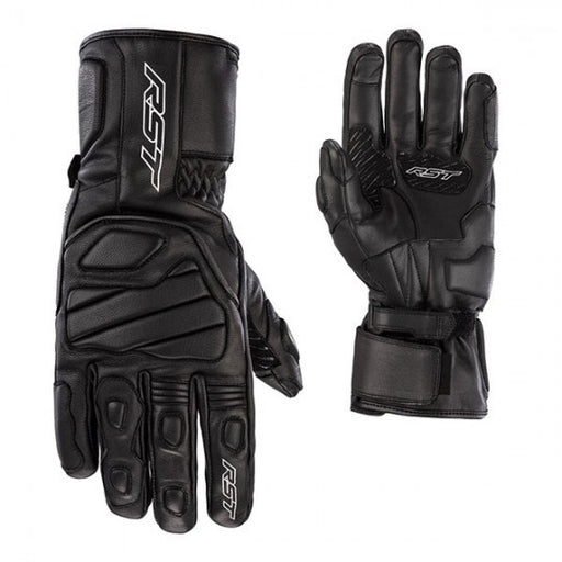 RST Turbine Leather Waterproof CE Mens Glove