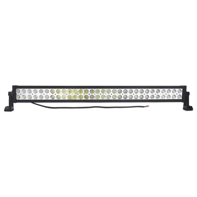 STRAIGHT DOUBLE ROW LIGHT BAR 32INCH 180 WATT COMBINATION BEAM