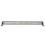 STRAIGHT DOUBLE ROW LIGHT BAR 42INCH 240 WATT COMBINATION BEAM