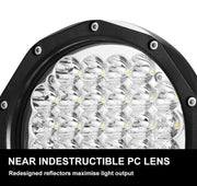 9inch LED Driving Light 1 Lux @ 980M IP68