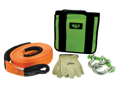 HULK SMALL RECOVERY KIT ASSORTED PRODUCTS WITH BAG