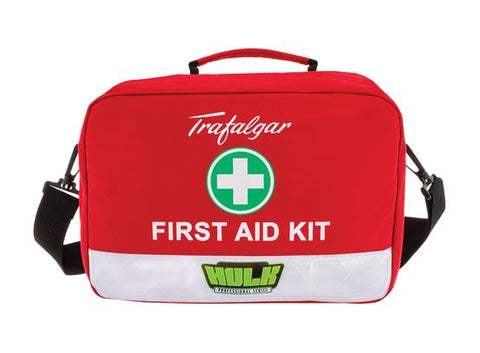 HULK WORKPLACE PORTABLE FIRST AID KIT